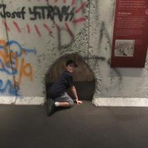 berlin wall crawl