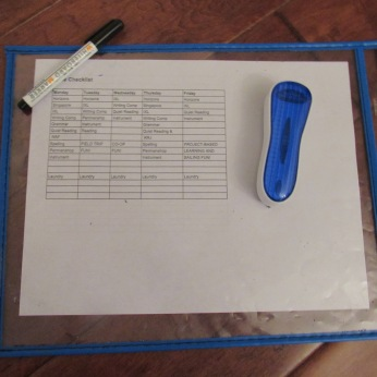 dry erase sleeve overview