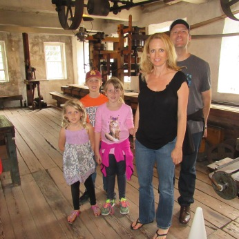 Hands-on learning at the birthplace of the American Industrial Revolution!