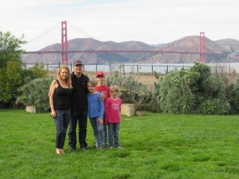 Golden Gate Family pic