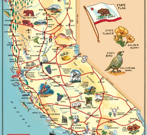 Review of California History Curriculum: California Out of the Box