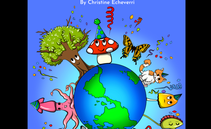 New Literature-Based Science Curriculum: EarthParty!
